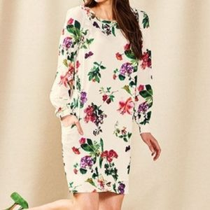 RW&CO Floral Shift Dress